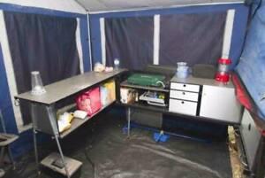 drifta kitchen for camper trailer fantastic condition