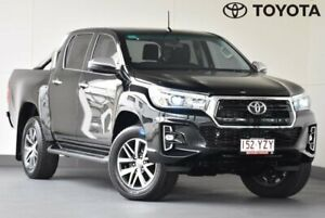 2019 Toyota Hilux GUN126R SR5 Black Sports Automatic Indooroopilly Brisbane South West Preview