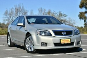 2012 Holden Caprice WM II Silver 6 Speed Sports Automatic Sedan Enfield Port Adelaide Area Preview