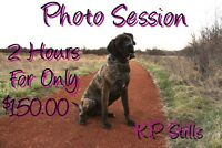 PHOTO SESSION - GREAT PRICE