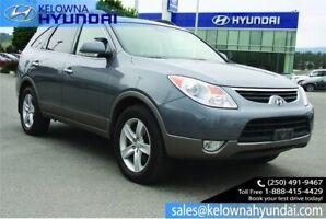 2012 Hyundai Veracruz Limited Leather,Sunroof