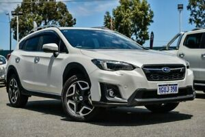 2019 Subaru XV G5X MY19 2.0i-S Lineartronic AWD White 7 Speed Constant Variable Wagon Midvale Mundaring Area Preview
