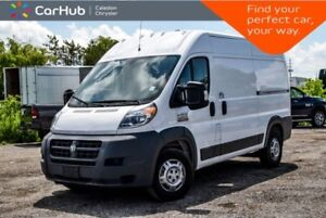 2017 Ram ProMaster Cargo Van 2500 High Roof 136 WB|Backup Cam|Bl