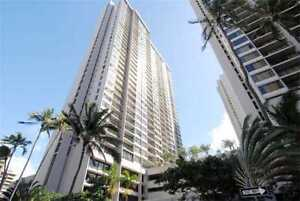 Condo in Waikiki   Jan. 26 - Feb. 2