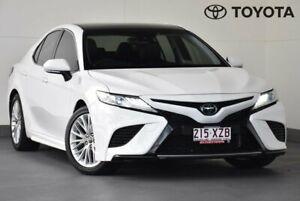 2017 Toyota Camry ASV70R SL White 6 Speed Sports Automatic Sedan Kedron Brisbane North East Preview