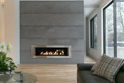 CONCREATE WALL PANELS IN DARK AND NATURAL GREY