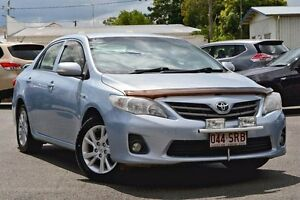 2012 Toyota Corolla ZRE152R MY11 Ascent Sport Blue 4 Speed Automatic Sedan Beaudesert Ipswich South Preview