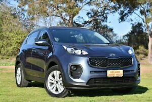 2016 Kia Sportage QL MY17 Si 2WD Blue 6 Speed Sports Automatic Wagon Enfield Port Adelaide Area Preview