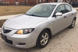 2009 Mazda Mazda3, Auto All Pwr, Warranty, Certified.