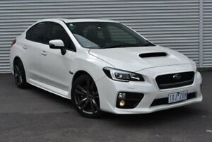 2015 Subaru WRX V1 MY16 Premium Lineartronic AWD White 8 Speed Constant Variable Sedan