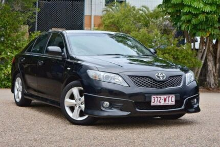 2009 Toyota Camry ACV40R Sportivo Black 5 Speed Automatic Sedan