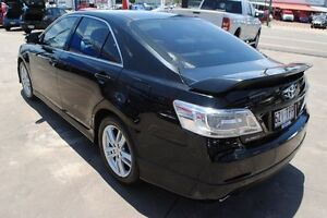 2010 Toyota Aurion GSV40R MY10 Sportivo SX6 Black 6 Speed Sports Automatic Sedan Townsville Townsville City Preview
