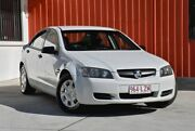 2007 Holden Commodore VE Omega White 4 Speed Automatic Sedan Molendinar Gold Coast City Preview