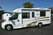 2010 MOTORHOME Sunliner Pinto White Motor Home Forest Glen Maroochydore Area Preview