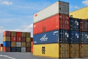 Safe / Secure Storage containers - London