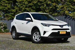 2016 Toyota RAV4 ALA49R GX AWD White 6 Speed Sports Automatic Wagon Morphett Vale Morphett Vale Area Preview