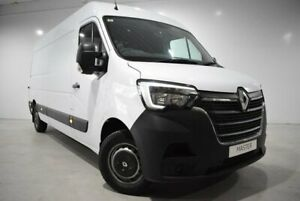 2020 Renault Master X62 Phase 2 MY21 Pro Mid Roof LWB AMT 110kW Grey 6 Speed Launceston Launceston Area Preview