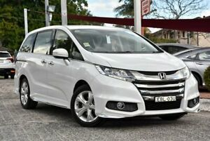 2019 Honda Odyssey RC MY19 VTi Platinum White 7 Speed Constant Variable Wagon Wyoming Gosford Area Preview