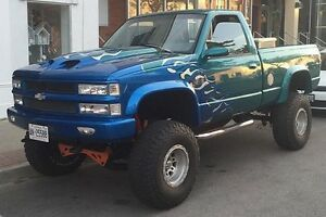 1994 Chevy K1500 350 4x4 lifted OBO