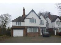 REGIONAL HOMES ARE PLEASED TO OFFER: 5 BEDROOM HOME, BRISTOL ROAD, EDGBASTON, FULLY FURNISHED!!