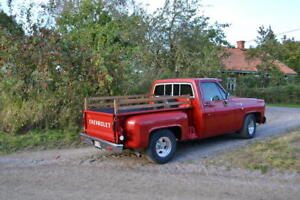 Stepside Truck Wanted