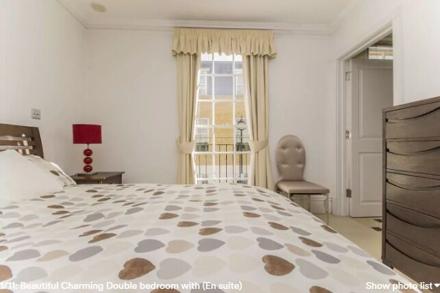 Beautiful & Modern double bedroom