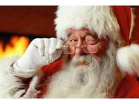 Father Christmas Wanted for Children's Centre