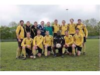 Mosaic FC: 11-a-side football team - players needed - Saturday AM amateur, good standard, Leeds