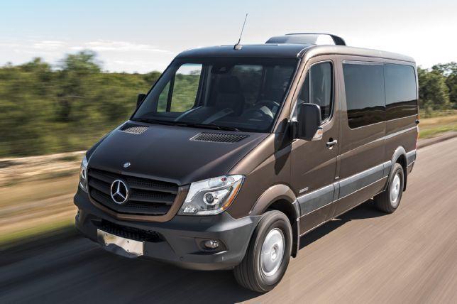 Mercedes Sprinter – Großraumfahrzeug für viele Gelegenheiten