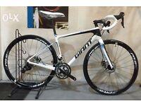 Giant road bike for sale, medium