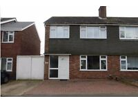 ***3 BEDROOM HOUSE IN OADBY AREA**** AVAILABLE IMMEDIATELY