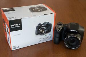 Appareil photo Sony DSC-H300 - 20.1 Mpx