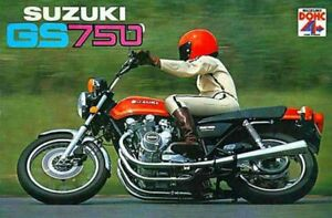 Trade + Cash - 1979 Suzuki GS-750 for Classic car