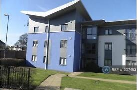 2 bedroom flat in The Vineyards, Wolverhampton, WV10 (2 bed)