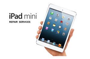 Low Repair Cost on iPad Mini 4, Mini 3, Mini 2 & Mini glass & po