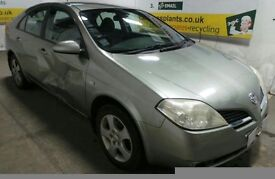 **QUICK SALE** Nissan Primera SE - 1.8L Petrol - Manual - 5 Door Hatchback £400 **QUICK SALE**