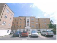 2-bedroom top-floor flat in the Millennium Quay, West Greenwich