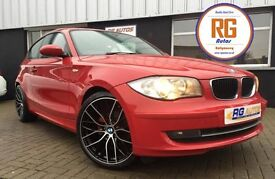 BMW 118D SPORT **FULL SERVICE HISTORY**