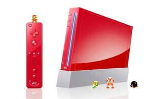 Red Limited Wii