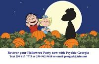 Discover Astrology, Numerology, Dowsing, etc this Halloween