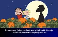 Would you like a Halloween Party in your home this year?