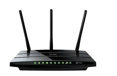 TP-LINK Archer C7 AC1750 V2.0 Wireless Router 4 port Gigabit WLAN 1300Mbps