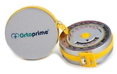 OrtoPrime Cinta Métrica corporal Profesional Nutricionista IMC – Indice medidor