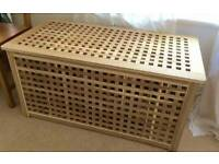 Large ikea hol storage box