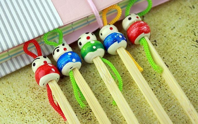 Japanese Handmade Bamboo Earpick  Clean Wax Removers with