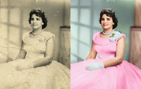 Professional Photography Editing* Background Removal*Restoration