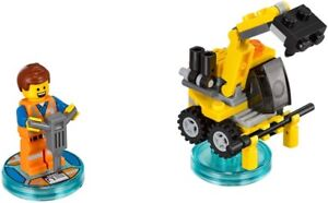 LEGO Dimension 71212 Emmet 71258 ET 71344 Batman 71285 Marceline