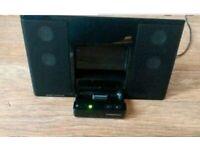 Altec Lansing InMotion iM3cBLK Portable