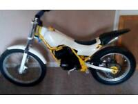 80cc trial bike