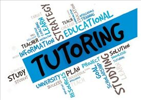 Experienced primary school tutor available. All books/notes and homework provided.